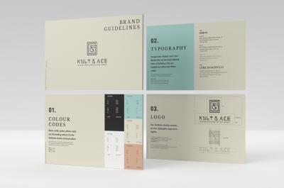 Identity Design + Branding